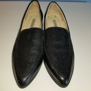 BCBGeneration flat leather shoes size 8